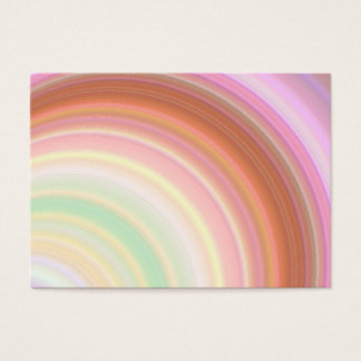 Colors Chubby Business Card