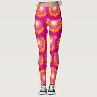 Colors colors colors.... :) leggings