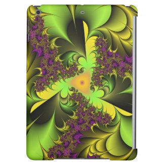 colors fantasie iPad air cover