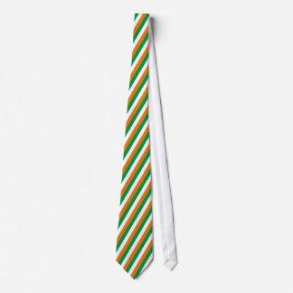 Colors flag Ireland Tie