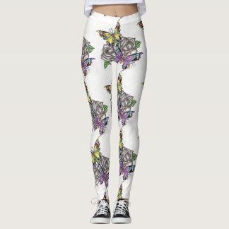 Colors In Bloom Leggings