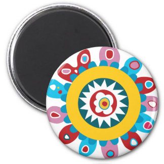 Colors in Love Magnet
