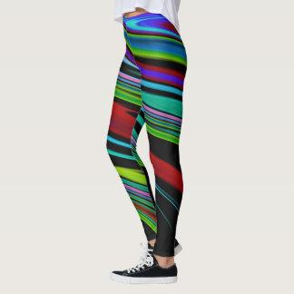 Colors in Space Leggings