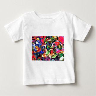 Colors mashup baby T-Shirt