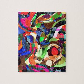 Colors mashup jigsaw puzzle