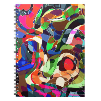 Colors mashup notebook