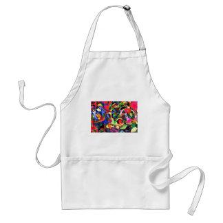 Colors mashup standard apron