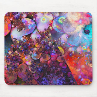 colors mouse pad