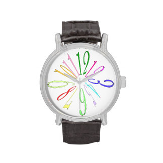 Colors Number Watches