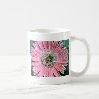 Colors of a Gerbera Daisy Basic White Mug