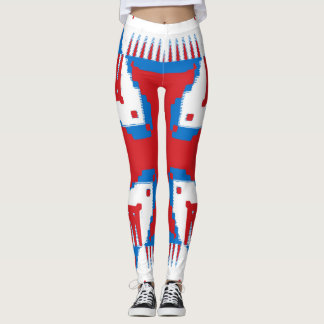 Colors of a Nation Leggings