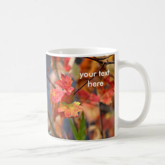Colors of Autumn Coffee Mug