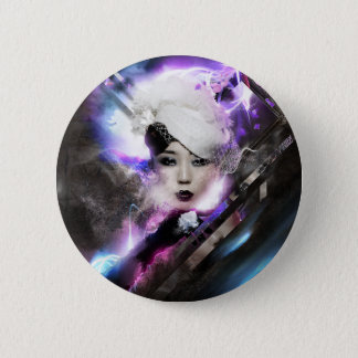 Colors of Fashion - Badge 2 Inch Round Button