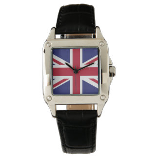 Colors of Great Britain Flag. Watch