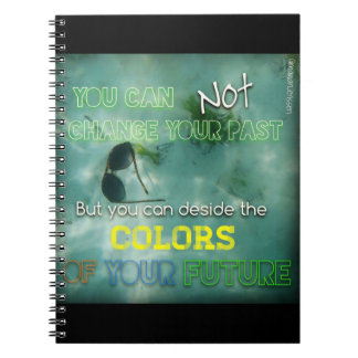 Colors of life notebooks
