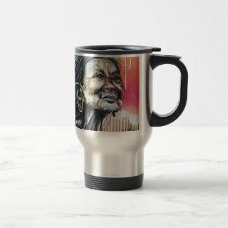 Colors of life travel mug