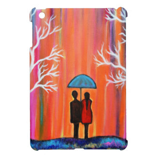 Colors of Love colorful romantic painting giftart Case For The iPad Mini