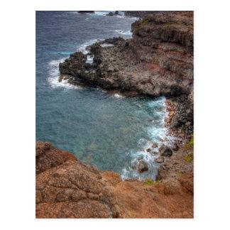 Colors of Maui Postcard