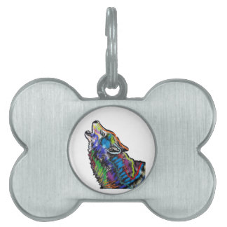 COLORS OF NIGHT PET ID TAGS