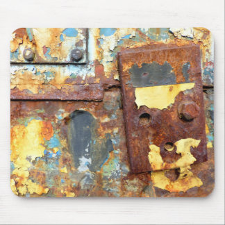 Colors of Rust 01.o.1, ROSTart Mouse Pad