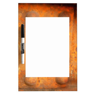 Colors of Rust 07.2, Rust-Art Dry Erase Board