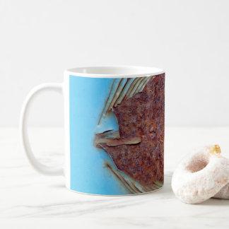 Colors of Rust_605, Rust-Art Coffee Mug