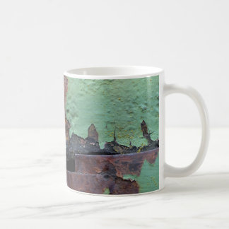 Colors of Rust_715, Rust-Art Coffee Mug