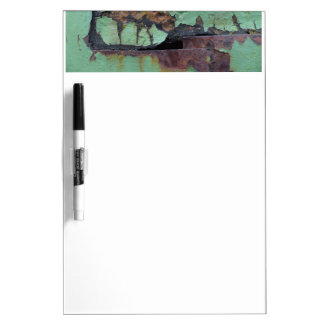 Colors of Rust_715, Rust-Art Dry Erase Board