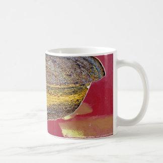 Colors of Rust_729, Rust-Art Coffee Mug