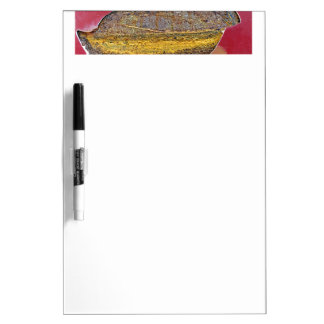 Colors of Rust_729, Rust-Art Dry Erase Board