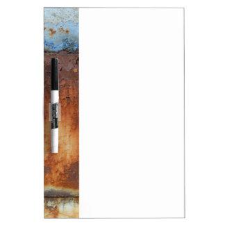 Colors of Rust_756, Rust-Art Dry Erase Board