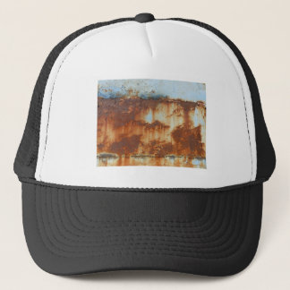 Colors of Rust_756, Rust-Art Trucker Hat