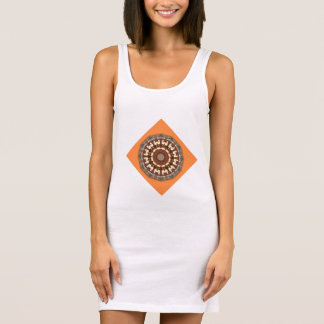 Colors of Rust_785.03, ROSTart D.1 Sleeveless Dress