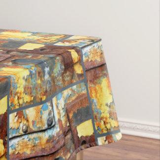Colors of Rust _785_3.3.4.b, ROSTart Tablecloth
