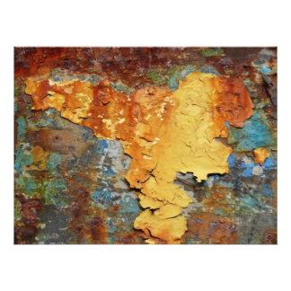 Colors OF Rust/KIND OF RUST Art Photo