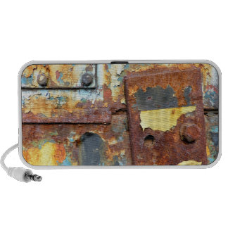 Colors OF Rust/KIND OF RUST Laptop Speaker