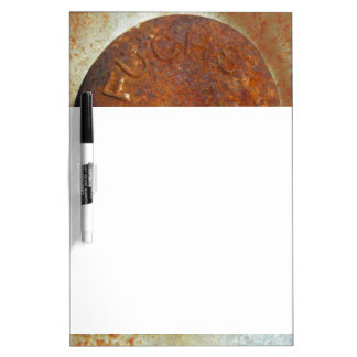 Colors of Rust Ob1.01.2, Rost-Art Dry Erase Board