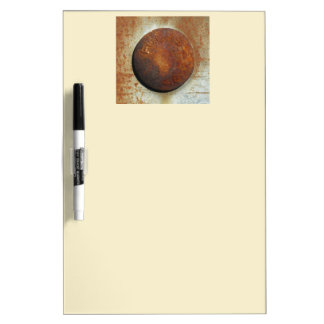 Colors of Rust Ob1.01, Rost-Art Dry Erase Board