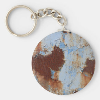 Colors of Rust / Rost-Art Basic Round Button Keychain