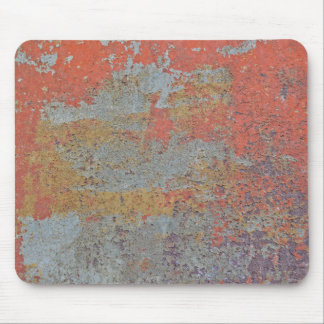 Colors of Rust / Rust-Art / Metal Mouse Pad