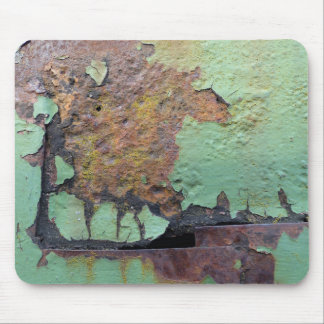 Colors of Rust/Rust-Art Mouse Pad