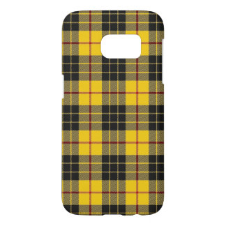 Colors of Scotland Clan MacLeod Tartan Plaid Samsung Galaxy S7 Case