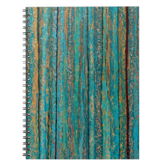 Colors of Teal Notebook
