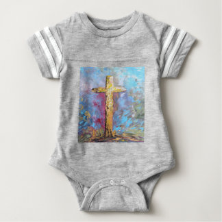 Colors of the Cross Baby Bodysuit