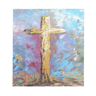 Colors of the Cross Notepad