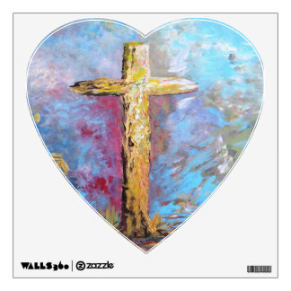 Colors of the Cross Wall Decal