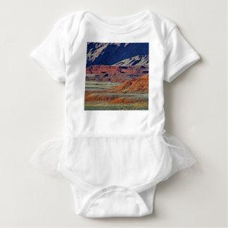 colors of the desert baby bodysuit
