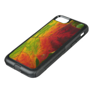 Colors of the Maple Leaf Autumn Nature Photography OtterBox Commuter iPhone 8/7 Case