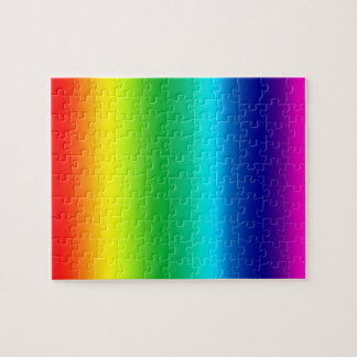 Colors of the Rainbow Jigsaw Puzzle