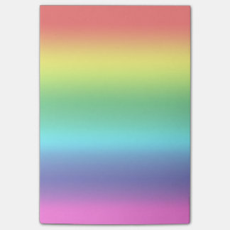 Colors of the Rainbow Post-it Notes